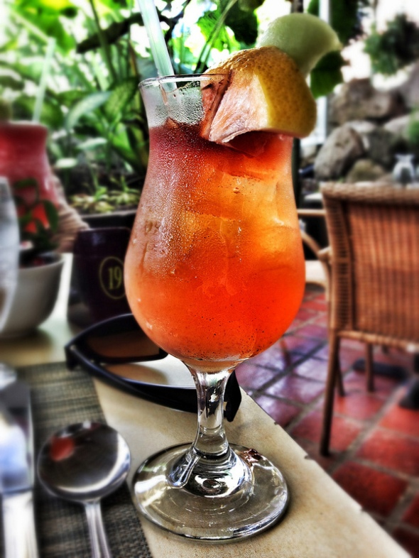 Karibik-Drink: Der Rum Punch (Foto: flickr/D'Yon)
