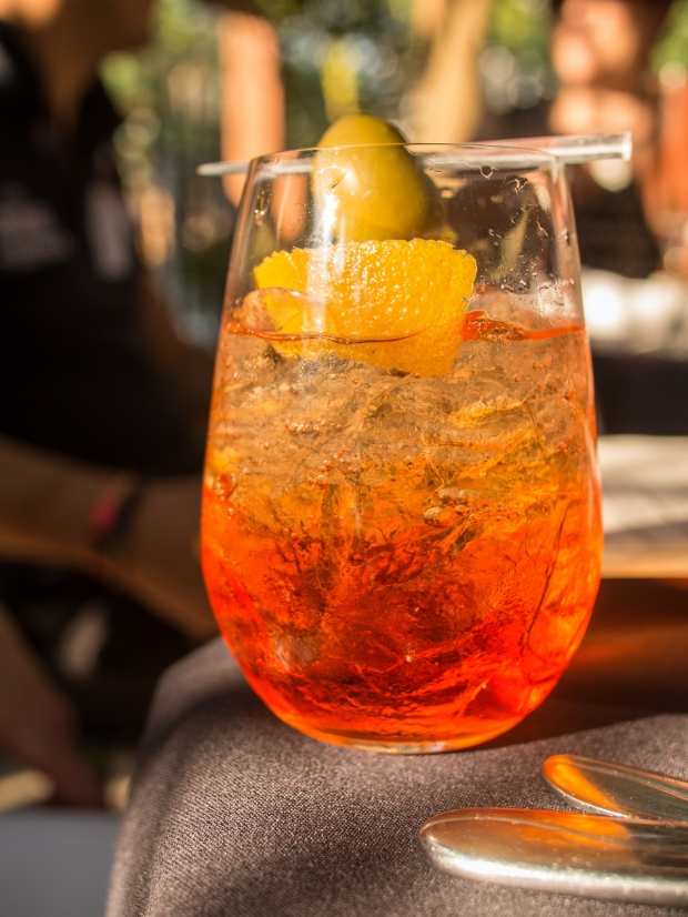 Spritzig: Aperol Sour (Foto: flickr.com/Edsel Little)